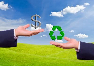 recycling-dollar